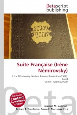 Suite Francaise (Irene Nemirovsky)