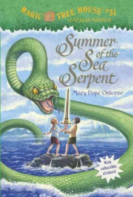 Magic Tree House - Summer of the Sea Serpent