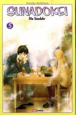 Sunadokei - Die Sanduhr. Bd.5