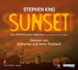 Sunset - Das Pfefferkuchen-Mädchen und andere Erzählungen
