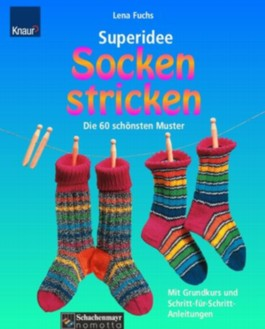 Superidee Socken stricken