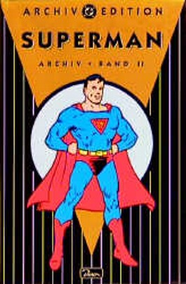Superman, Archiv-Edition. Bd.2