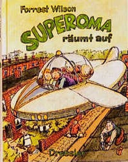 Superoma räumt auf