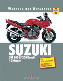 Suzuki GSF 600 & 1200 Bandit 4 Zylinder