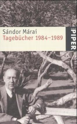 Tagebücher. 1984-1989