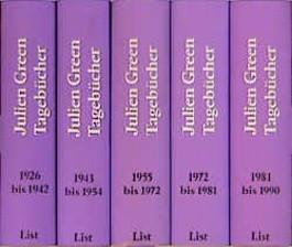 Tagebücher, 6 Bde.