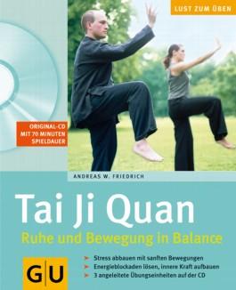 Tai Ji Quan, m. Audio-CD