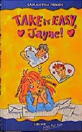 Take it easy, Jayne