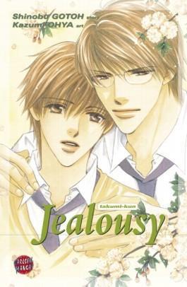 Takumi-Kun / Takumi-kun, Band 5: Jealousy
