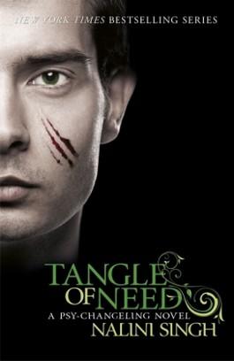 Tangle of Need. Einsame Spur, englische Ausgabe