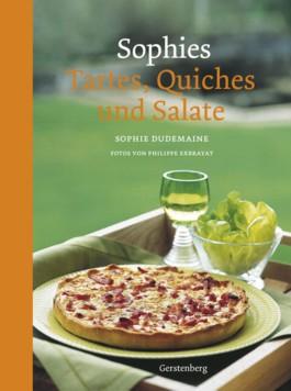 Tartes, Quiches und Salate