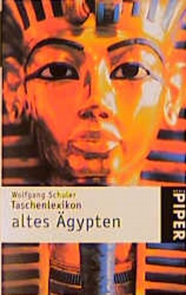 Taschenlexikon altes Ägypten