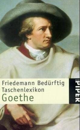 Taschenlexikon Goethe