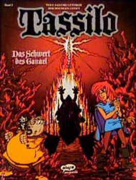 Tassilo, Bd.3, Das Schwert des Ganael