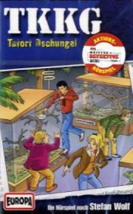 Tatort Dschungel