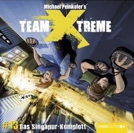 Team X-treme - Folge 13