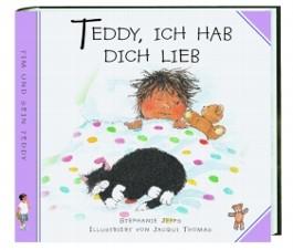 Teddy, ich hab dich lieb