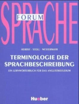 Terminologie der Sprachbeschreibung