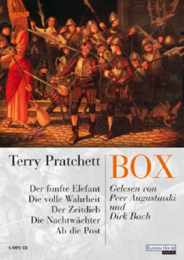 Terry Pratchett Box