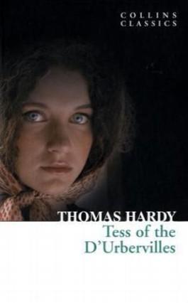 Tess of the D' Urbervilles. Tess von den d' Urbervilles, englische Ausgabe