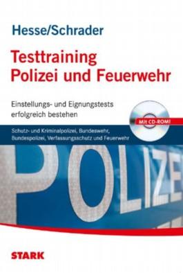 Testtraining Beruf & Karriere / Testtraining Polizei und Feuerwehr