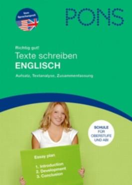 Texte schreiben Englisch