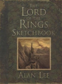 """The """"Lord of the Rings"""" Sketchbook"""