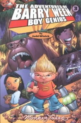 The Adventures of Barry Ween Boy Genius