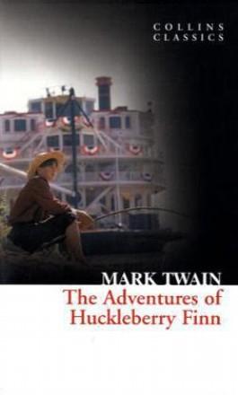 The Adventures of Huckleberry Finn. Huckleberry Finns Abenteuer, englische Ausgabe