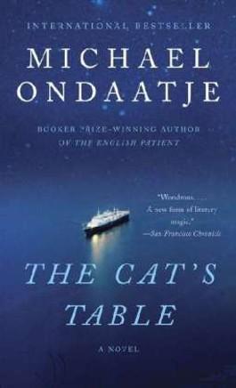 The Cat's Table. Katzentisch, englische Ausgabe