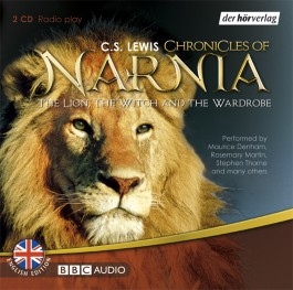 The Chronicles of Narnia, The Lion, the Witch and the Wardrobe, 2 Audio-CDs. Tl.1