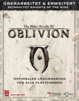 The Elder Scrolls 4: Oblivion - Offizielles Lösungsbuch