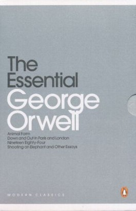 The Essential Orwell Boxed Set