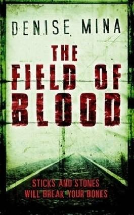 The Field of Blood. Der Hintermann, englische Ausgabe