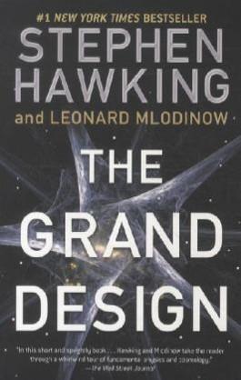 The Grand Design. Der große Entwurf, englische Ausgabe