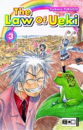 The Law of the Ueki. Bd.3