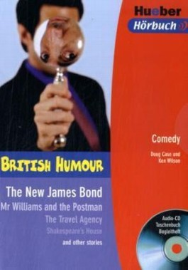 The New James Bond / Mr Williams and the Postman / The Travel Agency / Shakespeare's House and other stories