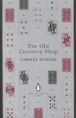 The Old Curiosity Shop. Der Raritätenladen, englische Ausgabe