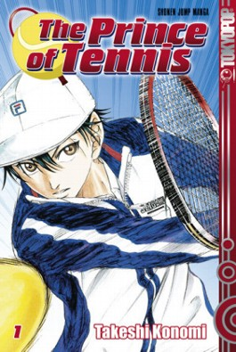 The Prince of Tennis 01