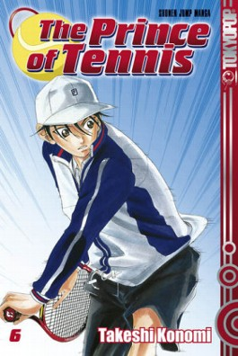 The Prince of Tennis 06
