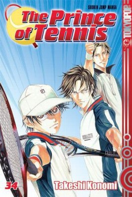 The Prince of Tennis 34