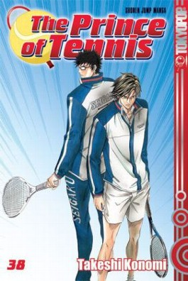 The Prince of Tennis 38