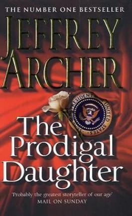 The Prodigal Daughter, Film Tie-In. Abels Tochter, englische Ausgabe