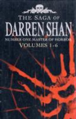 THE SAGA OF DARREN SHAN BOX SET