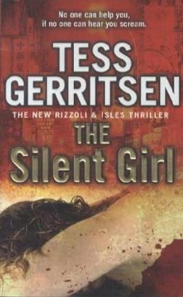 The Silent Girl. Grabesstille, englische Ausgabe