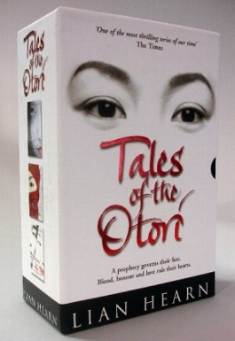 The Tales of the Otori Trilogy