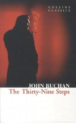 The Thirty-Nine Steps. Die neununddreißig Stufen, englische Ausgabe