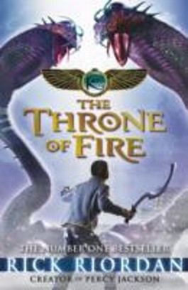 The Kane Chronicles 2 - The Throne of Fire