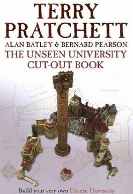 The Unseen University Cut Out Book