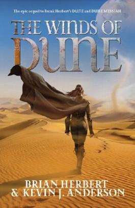 The Winds of Dune. Stürme des Wüstenplaneten, englische Ausgabe